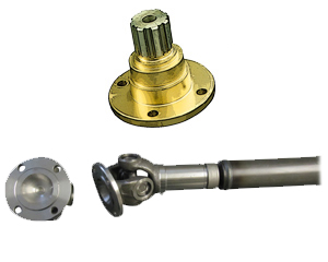 KIT FLANGE - JOINTS DE CARDAN