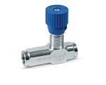 90° FLOW REGULATOR VALVES