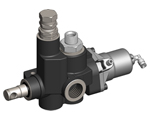 PNUEMATIC VALVE FOR TRUCK AND TRAILER